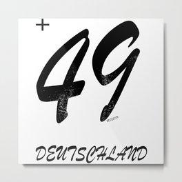 49 - Germany Metal Print