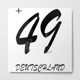 49 - Germany Metal Print