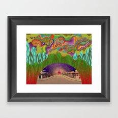 Dreamland Framed Art Print