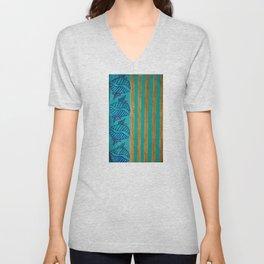Aqualine Gold Unisex V-Neck
