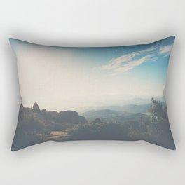morning light ... Rectangular Pillow