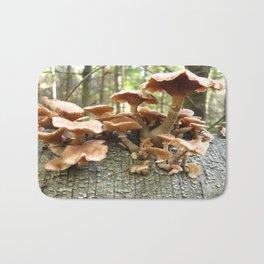 Fungus close together Bath Mat
