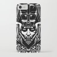 vader iPhone & iPod Cases featuring Vader by OneAppleInBox