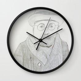 Henri Matisse Wall Clock