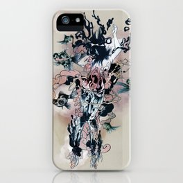 Decay (Full) iPhone Case