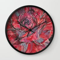prism Wall Clocks featuring Prism by artofJPH