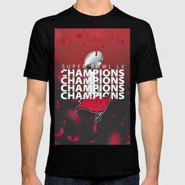 SB LV: Bucs Champions T-shirt