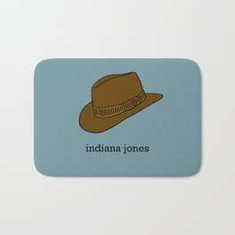 Indiana Jones Bath Mat