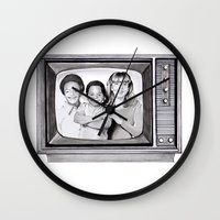 arnold Wall Clocks featuring Arnold & willy by label tania