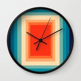 Retro 80s Wall Clock