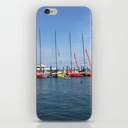 The World Volvo Racers iPhone Skin