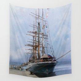 Regata Cutty Sark/Cutty Sark Tall Ship's Race Wall Tapestry