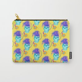 Rad cool skull Carry-All Pouch