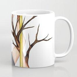 Poletober - Creepy Trees Coffee Mug