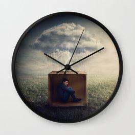 the emotions prisoner Wall Clock