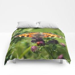 Little Tortoiseshell Buterfly Comforters