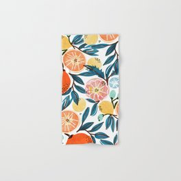 Fruit Shower Hand & Bath Towel