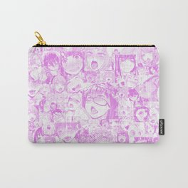 Pastel Ahegao Collage Carry-All Pouch
