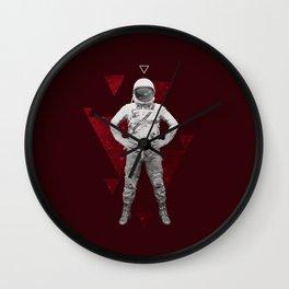 The Astronaut Wall Clock