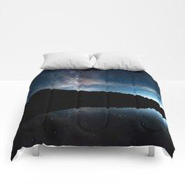 Summer Stars in the Smokies Comforters