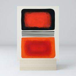 Night And Day Mini Art Print