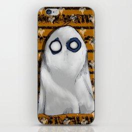 Bob's Ghost iPhone Skin