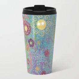 Art Journal 2 Whimsical Forest Travel Mug