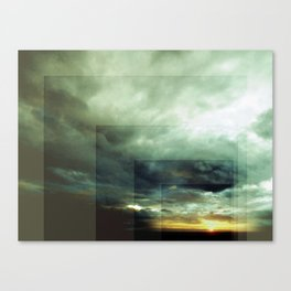 Outside Insight Canvas Print