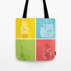 Signs Tote Bag