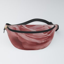 Vintage Dusty Rose Fanny Pack