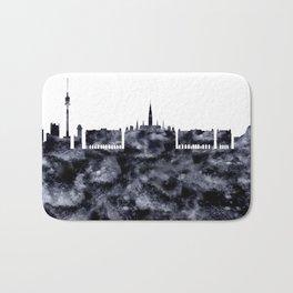 Vienna Skyline Austria Bath Mat
