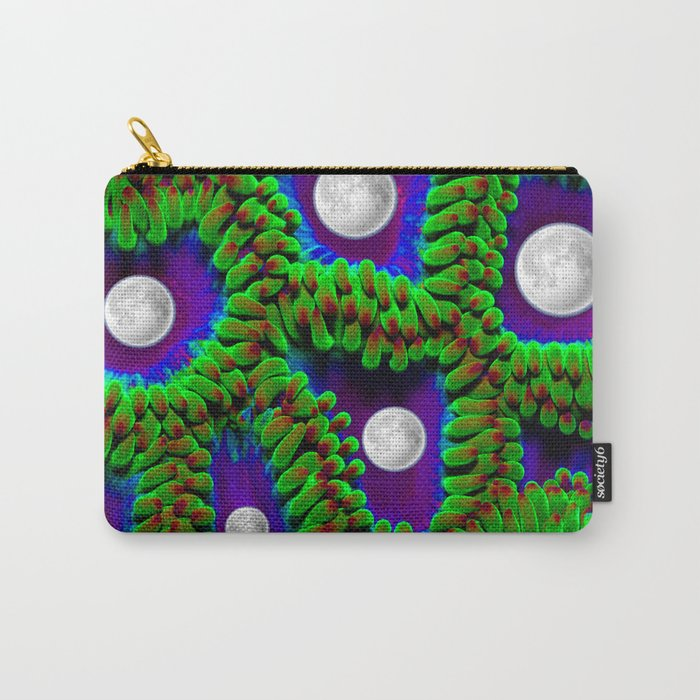 Gaia | Planet Earth into a New Dimension Carry-All Pouch