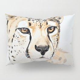 Big cat Pillow Sham
