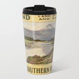 Vintage poster - Ireland Travel Mug