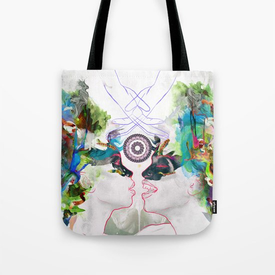 Within Oneness Tote Bag