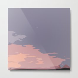 Abstractions - Series Metal Print