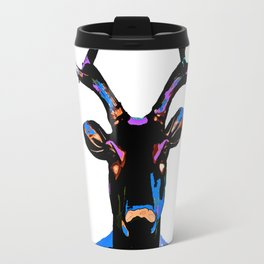 Deer Man Date You Looked Different on Facebook Travel Mug