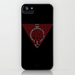 Song of Persephone iPhone Case