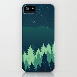 Ursa Major iPhone Case
