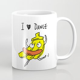 Banana Dance Coffee Mug