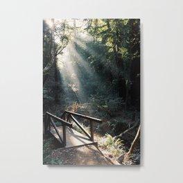 Bridge to Heaven Metal Print