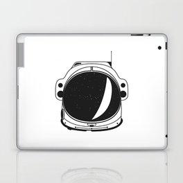 Cosmonaut helmet Laptop & iPad Skin