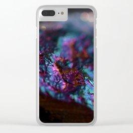 Titanium Quartz Clear iPhone Case
