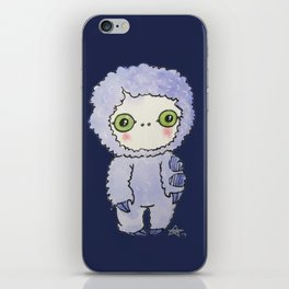Moonkhin 2 (lavender tranquil) iPhone Skin