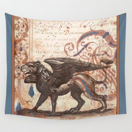 Dominions Wall Tapestry