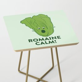 ROMAINE CALM Side Table