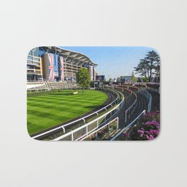 Royal Ascot Parade Ground Bath Mat