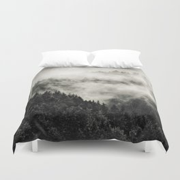 In My Other World // Old School Retro Edit Duvet Cover