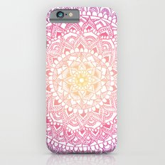 Sunset Mandala  iPhone 6 Slim Case