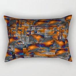red oxides Rectangular Pillow